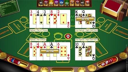 Stratégie au Poker Pai Gow