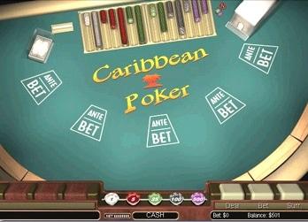 Stratégie au Caribbean stud