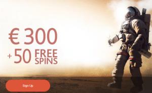 Bonus Mars Casino - Bonus casino