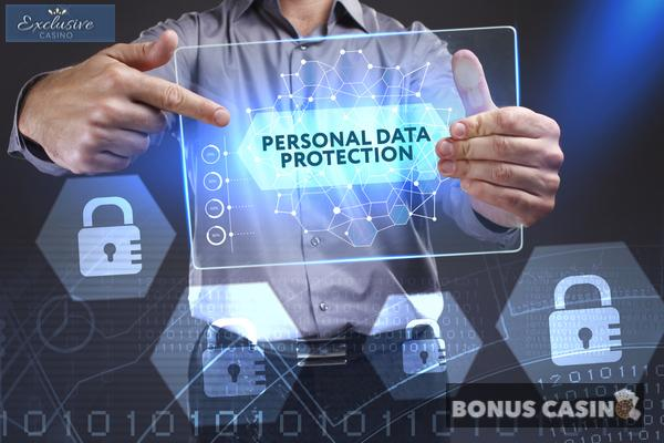 Exclusive casino protection donnees