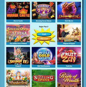 Jeux Smashing Casino - Bonus Casino