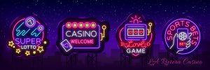 Riviera Casino - Jeux - Bonus Casino