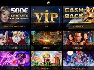 Riviera Casino - Bonus - Bonus Casino