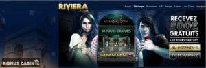 Riviera Casino - Bonus Casino