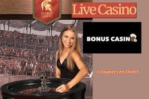 Live Casino Bronze Casino