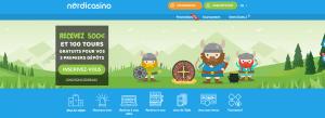 Nordicasino - Bonus Casino