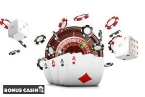 ParkLane Casino - Jeux - Bonus Casino