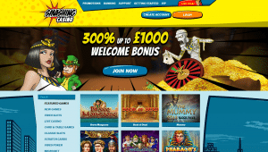 Smashing Casino - Bonus Casino