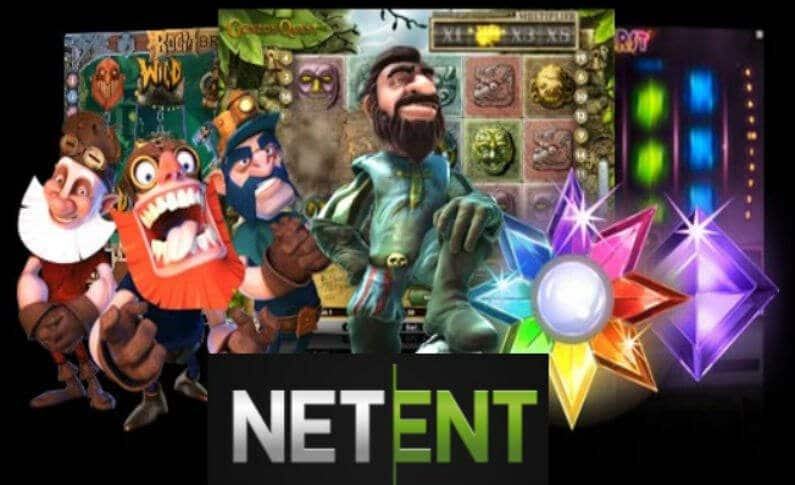 NetEnt : Présentation d'un éditeur de jeux à succès