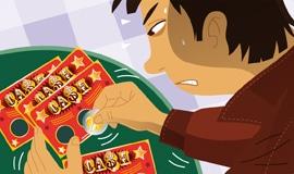 joueur addicte casino