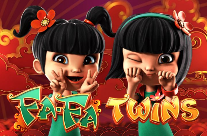 Machine a sous Fafa Twins : Création Signée Betsoft !