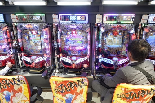 machines pachinko casinos terrestres au japon