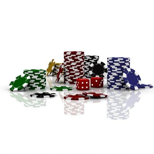 bonus casino en jetons de toutes les couleurs