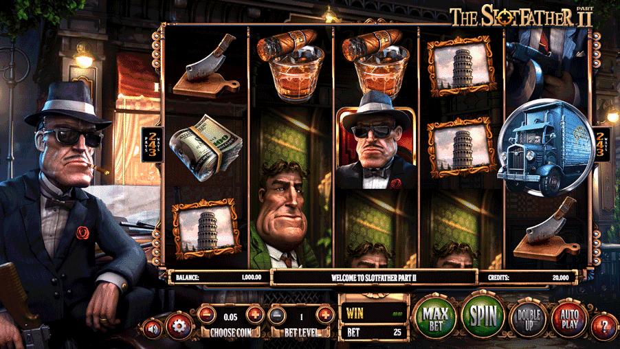 slotfather 2 bonus casino
