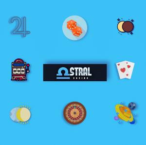 illustration jeux casinos en ligne Casino Astral