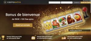 Casino Extra Ludothèque et logo
