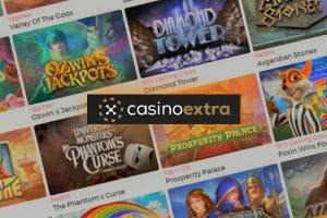 Casino Extra - jeux - bonus casino