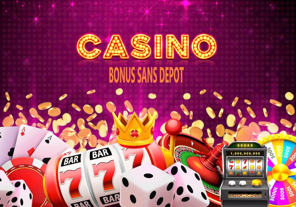 Casino en ligne bonus sans depot: Où es-tu?