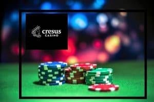 Cresus casino en ligne logo et jetons -bonus casino