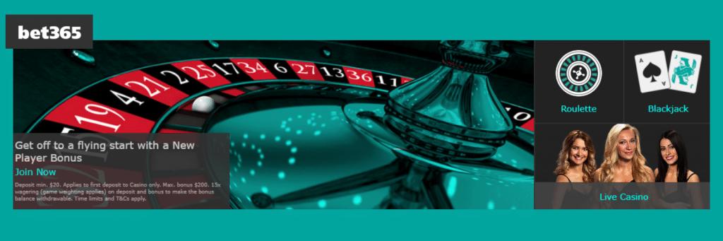 Roulette en ligne du meilleur casino en ligne Bet365