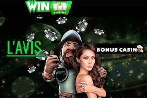 Avis WinOui Bonus Casino