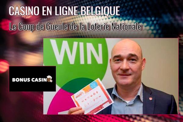 Casino en Ligne Belgique : Le Coup de gueule !