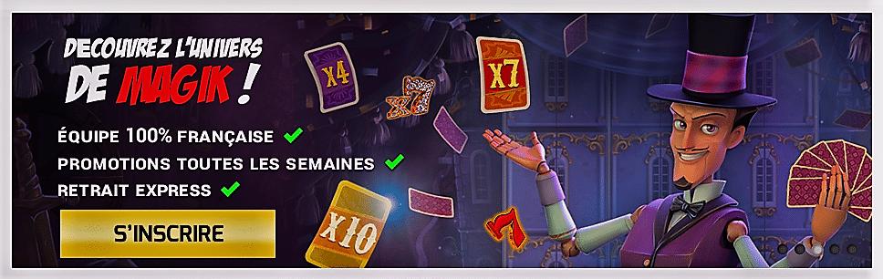 Magik Casino Avis Confiance