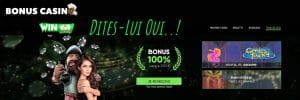 WinOui - bonus Casino