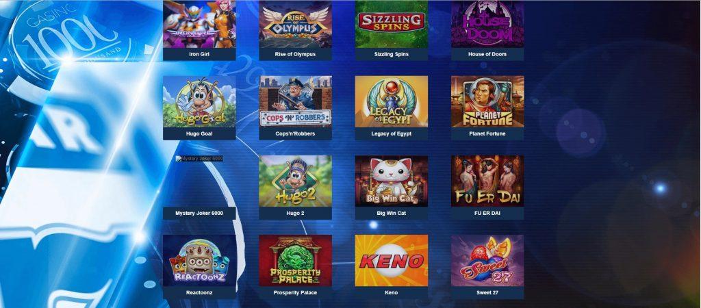 Jeux Casino Astral Avis