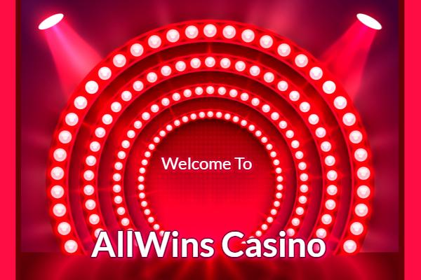 AllWins Casino Accueil