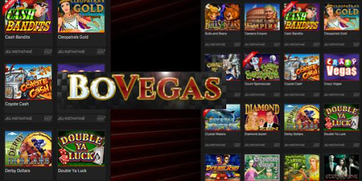 Bo Vegas jeux