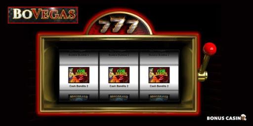 Bo Vegas machine a sous