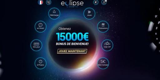 eclipse casino bonus