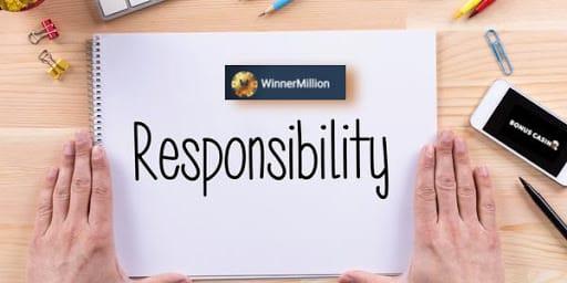 winnermillion responsabilite