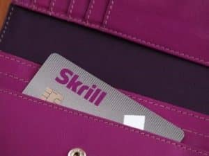 Carte Skrill - Casinosansdepot.net