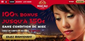Macau Casino Accueil - casinosansdepot.net