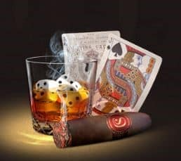 whisky des cigare casino