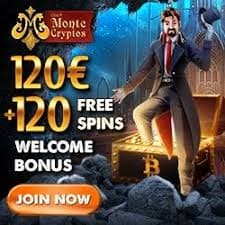 welcome bonus monte cryptos