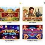 ma chance casino - meilleurs jeux