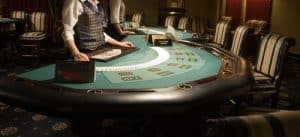 casino avec croupier en direct