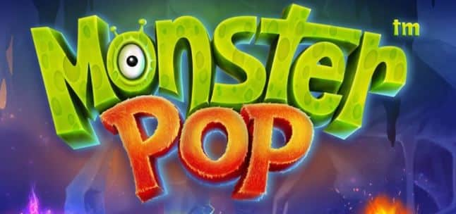 Monster Pop : La nouvelle machine à sous monstrueuse !