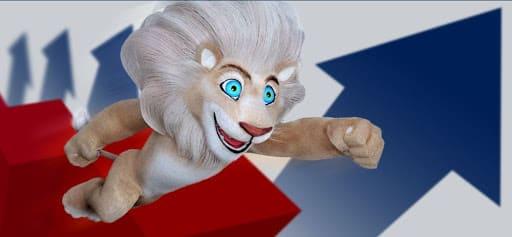 leo mascotte white lion casino