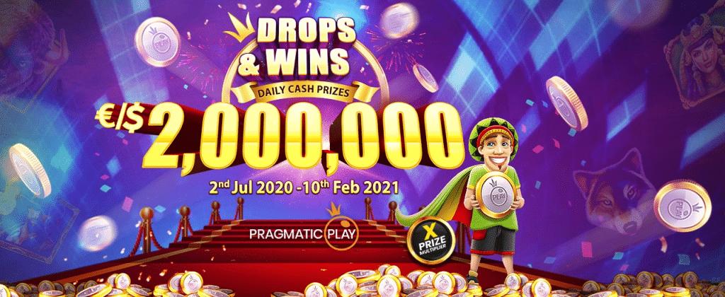 jackpot avec pragmatic play sur Bob casino