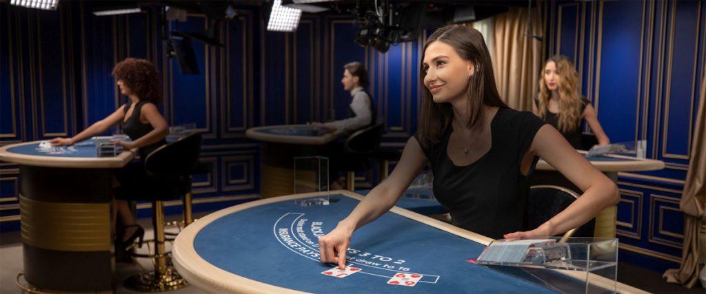 live casino blackjack evolution gaming