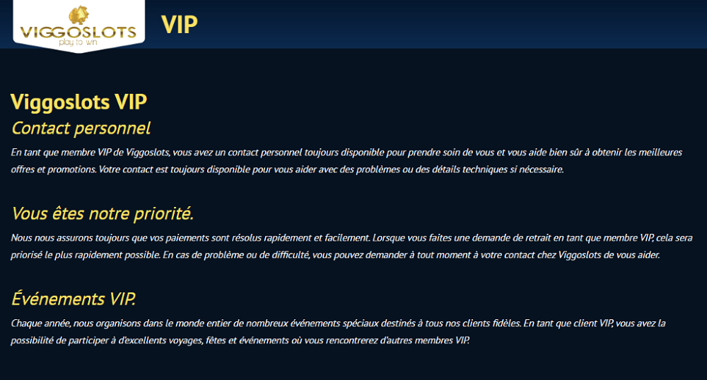 ViggoSlots VIP