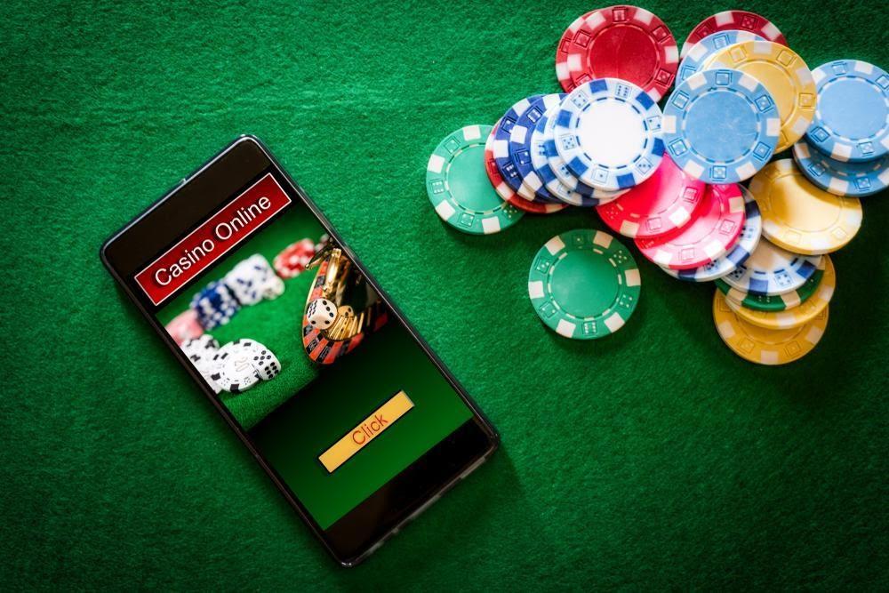 Gameplay casino e ligne via le mobile