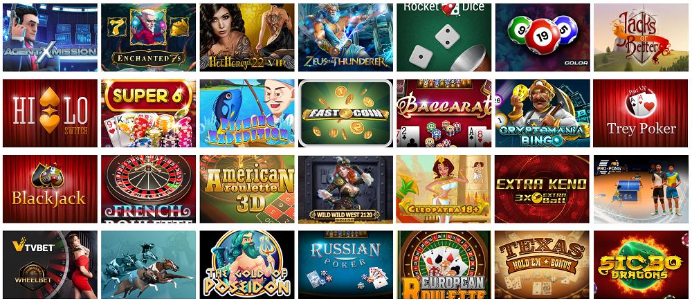 jeux de casino variés win monaco