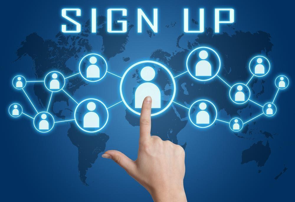 sign up casino crypto