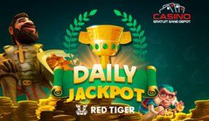 promo Jackpot cresus red tiger