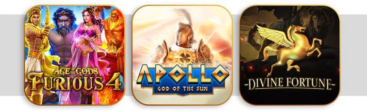Top 3 des meilleurs jeux de mythologie grecque